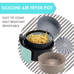 Silicone Air Fryer Pot