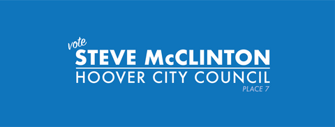 Donate to the Steve McClinton for City Council Campaign