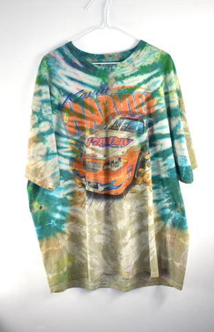 Vintage Kevin Harwick racing T shirt Reworked