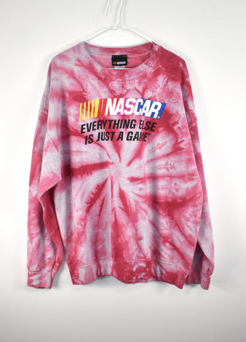 Vintage Reworked NASCAR Crew Neck