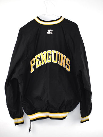 Vintage Starter Penguins Pull Over