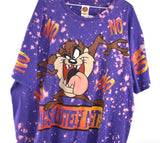 Vintage Taz Absolutely Not T Shirt Reworked