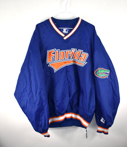 Vintage Starter Florida Gators Pull Over