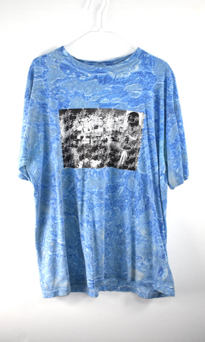 Vintage Waves Tie Dye Image Shirt