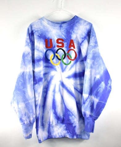 Vintage USA Crew Neck Reworked