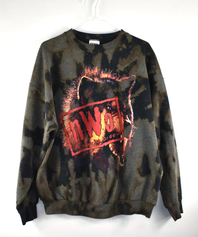 Vintage Nwo Crew Neck Reworked
