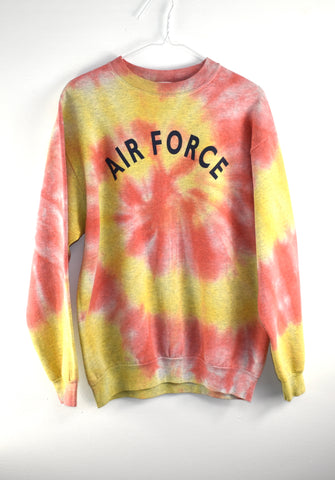 Vintage Air Force Crew Neck Reworked