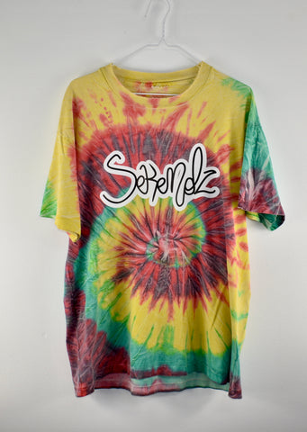 Vintage Carribean Tie Dye Shirt