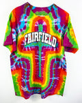 Vintage Cross Tie Dye Shirt FFLD