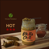 Phill's Chilli - Original sauce