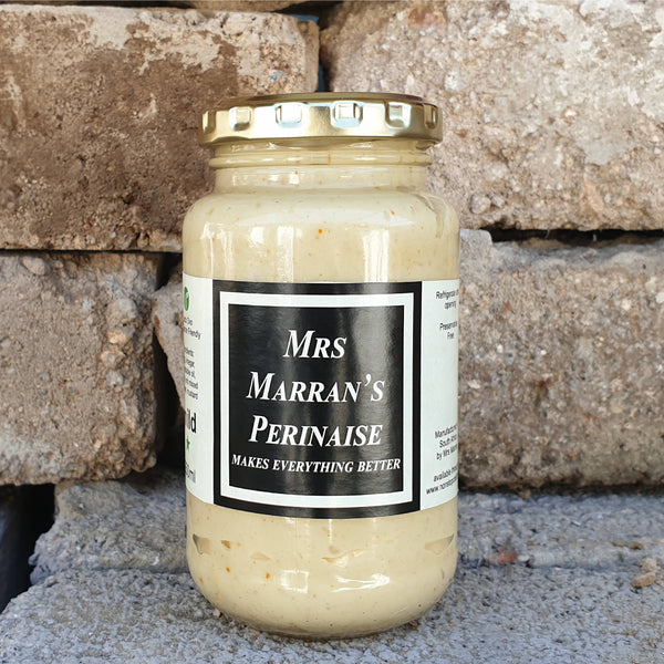 Mrs Marran's Perinaise