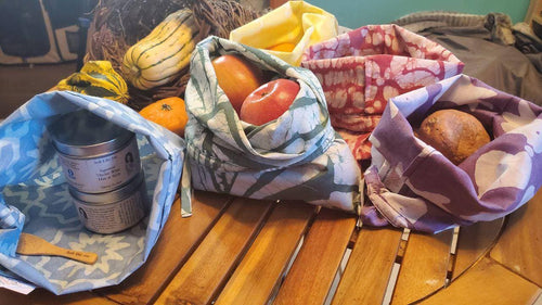 Fair-Trade produce/gift bags - Soft like me
