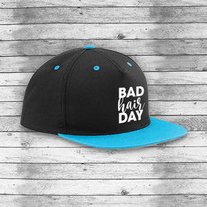 bad hair day SNAPBACK