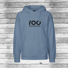 Lade das Bild in den Galerie-Viewer, Too many tabs HOODIE Herren