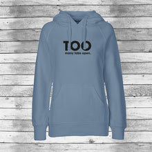 Lade das Bild in den Galerie-Viewer, Too many tabs HOODIE Damen