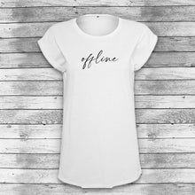 Lade das Bild in den Galerie-Viewer, offline FASHIONSHIRT Damen