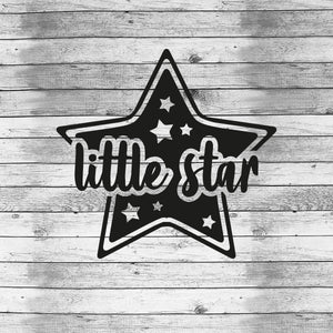 Little Star BABYBODY langarm