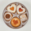 Handcrafted Cookies - One Dozen Pack - FREE SHIPPING