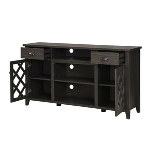 "Oak Tv Stand up to 75"" TV"