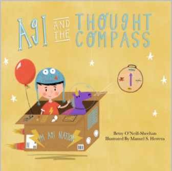 Agi and the Thought Compass by Betsy O-Neill-Sheehan