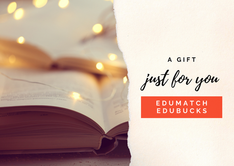 EduMatch Publishing Gift Card