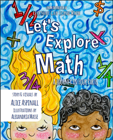 Let's Explore Math by Alice Aspinall