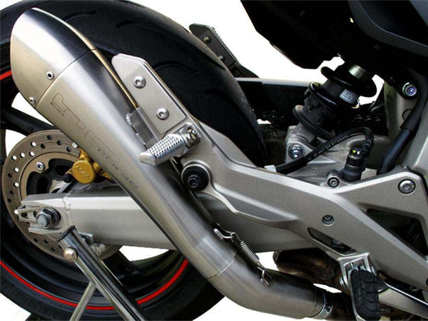 "HP CORSE Honda CB600F Hornet Slip-on Exhaust ""Hydroform Satin"" (EU homologated)"