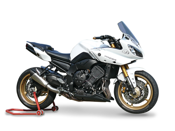 "HP CORSE Yamaha FZ8 Fazer Slip-on Exhaust ""Evoxtreme Satin"" (racing)"