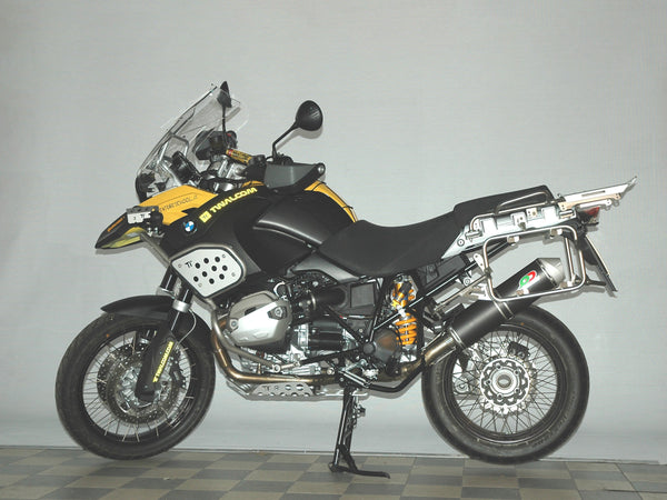 "QD EXHAUST BMW R1200GS (10/12) Slip-on Exhaust ""Magnum"" (EU homologated)"