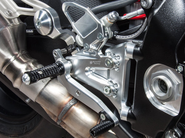 B007 - BONAMICI RACING BMW S1000RR (2019) Adjustable Rearset