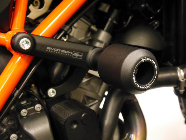 EVOTECH KTM 1290 Super Duke R Crash Protection
