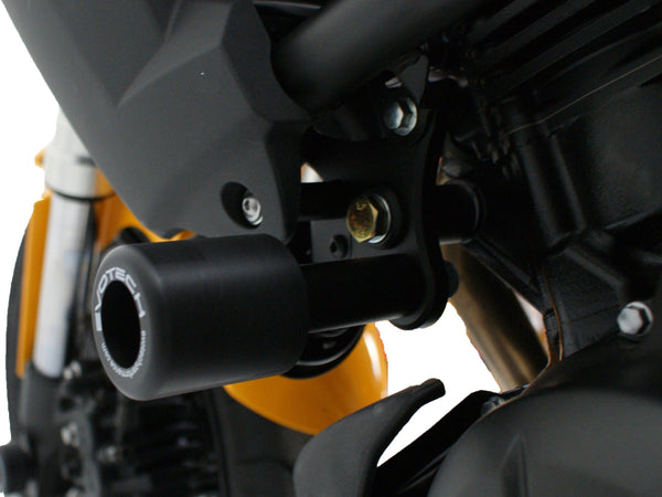 EVOTECH Kawasaki Versys 650 Frame Crash Protection Sliders