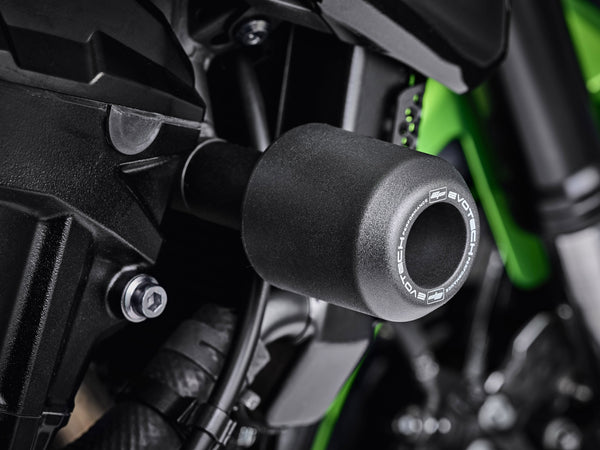 EVOTECH Kawasaki Z900 / Z900RS Frame Crash Protection Sliders