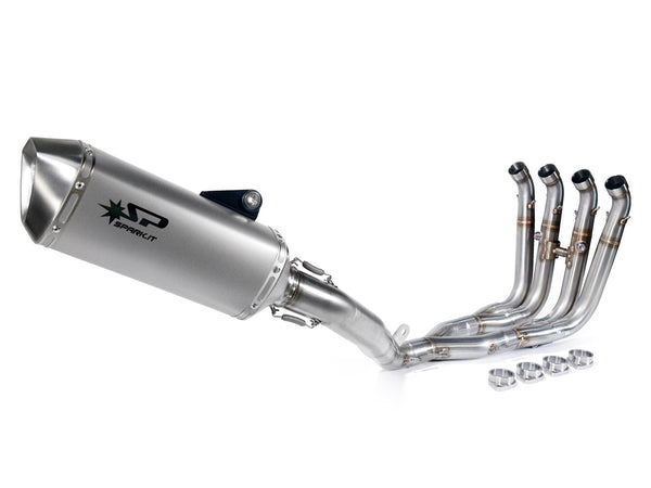 "SPARK BMW S1000RR (15/18) Full Titanium Exhaust System ""Force"" (racing)"