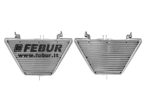 FEBUR Yamaha YZF-R1 (2015) Lower Oil Radiator
