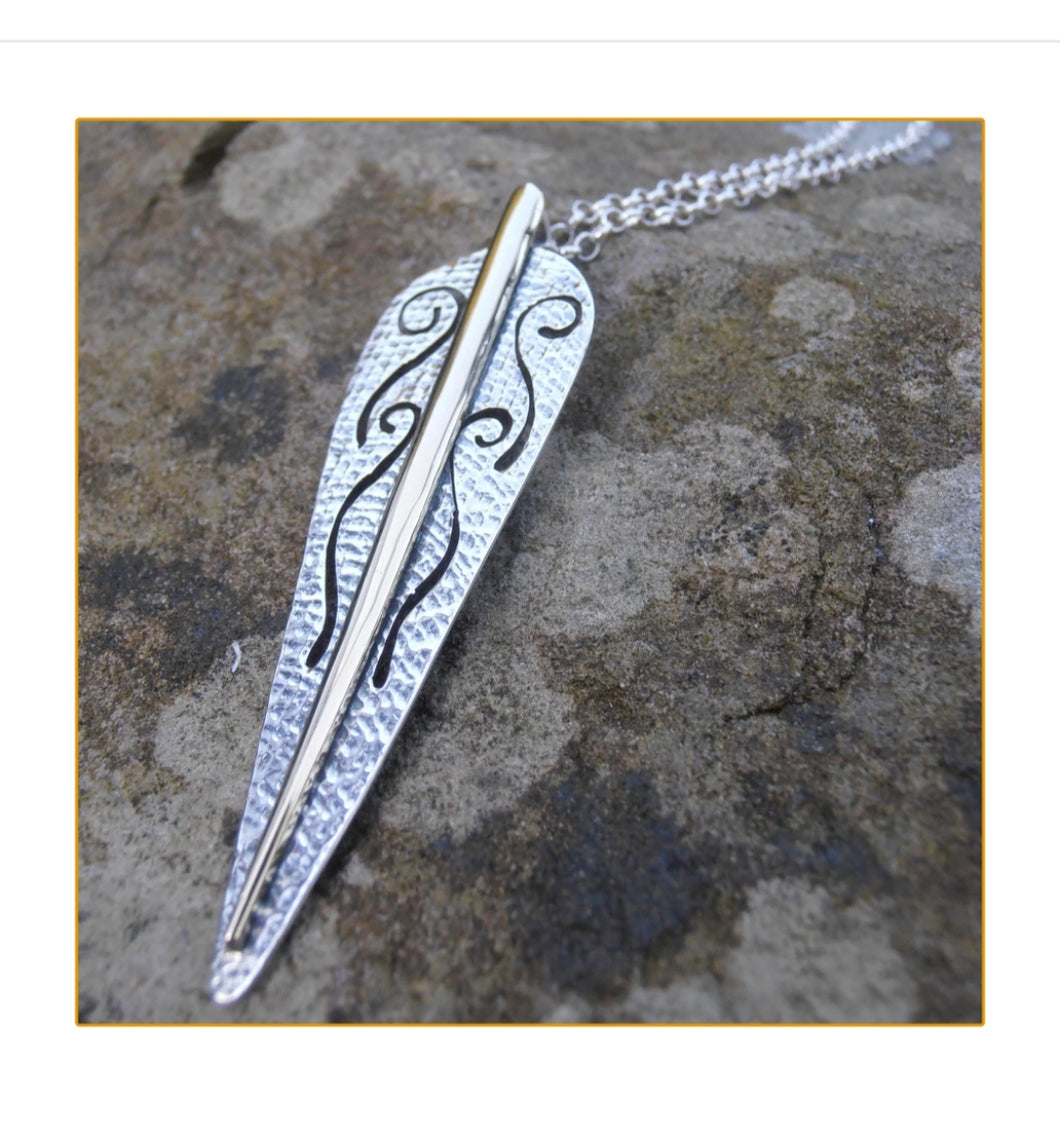 Pendant from Banshee Silver