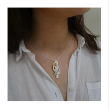 Load image into Gallery viewer, Beach Combing Necklace from Banshee Silver