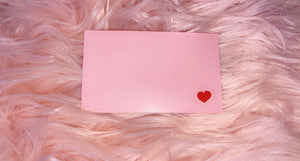 Pink Thank You Cards - Customizable