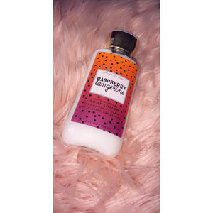 Raspberry Tangerine body lotion