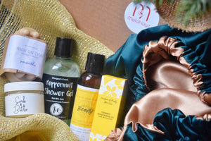 Limited Edition Holiday Box : Get Ready Before Bed Collection