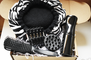 The Ultimate Curly Hair Tool Box