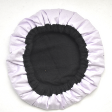 Load image into Gallery viewer, Cordless Microwaveable Deep Conditioning Cap in lilac colour