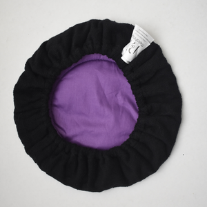 Cordless Microwaveable Deep Conditioning Cap in grape colour