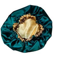Load image into Gallery viewer, Double Layered Satin Bonnet