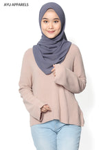 Korean Knitted Sweater Pale Pink