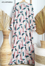 Printed Cotton Dress Cecille