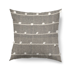 "20"" Looped Accent Pillow"
