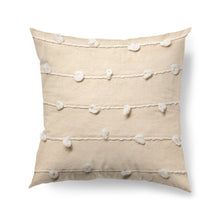 "Load image into Gallery viewer, 20"" Looped Accent Pillow"