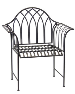 Outdoor/Indoor Iron Chair