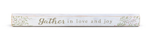 Gather in Love and Joy Photo Holder